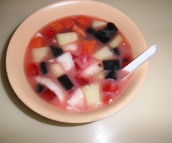 Fruit Soup (Sop Buah)