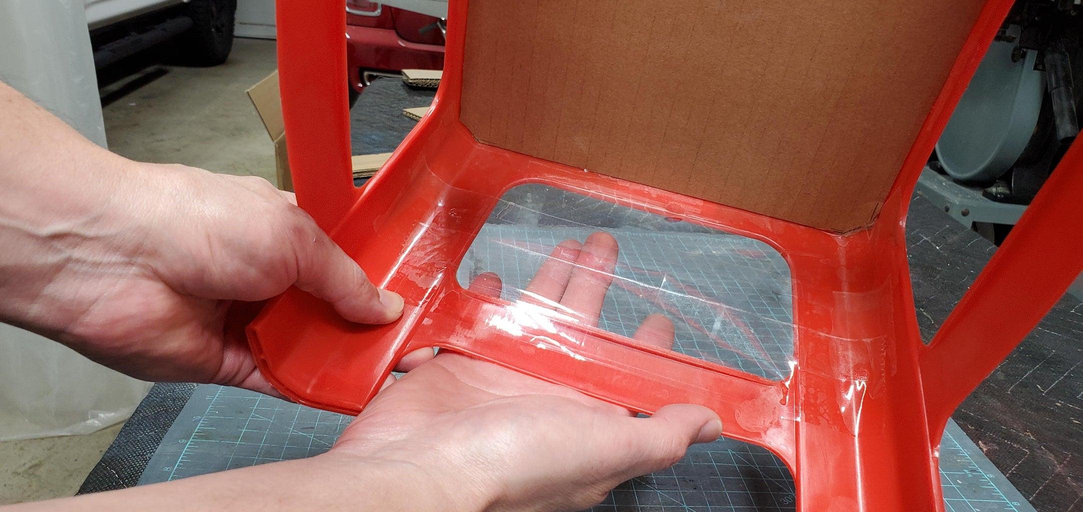 Sealing Off Holes