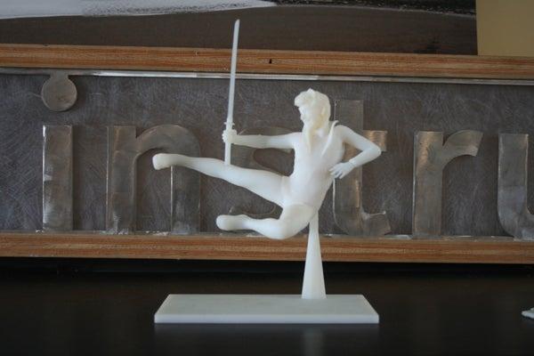 """MaimDust"" Action Figure"
