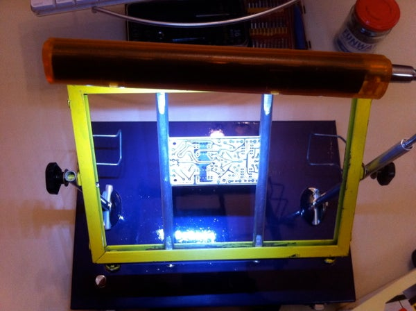 Easy PCB Holder (prototype)