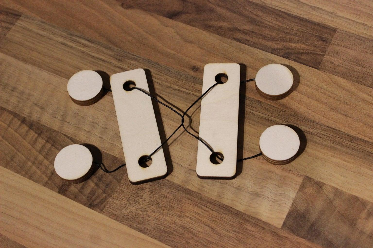 Disentanglement Puzzles