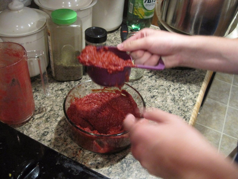 Tomato Paste Base