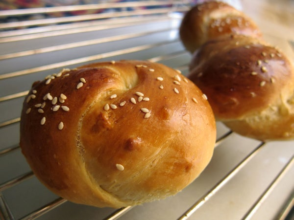 Super Soft  and Moist Chinese Bakery Buns