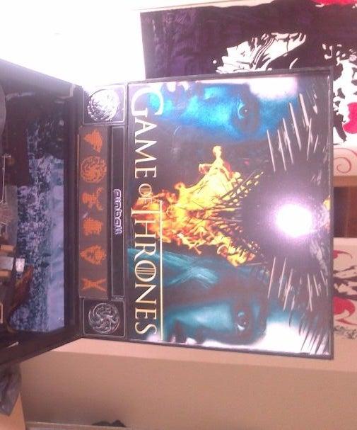 Game of Thrones Homemade Pinball Machine