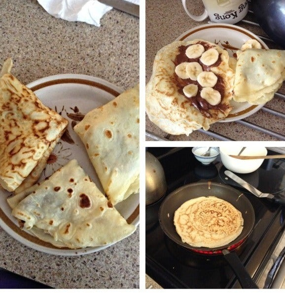 Simple Crepes
