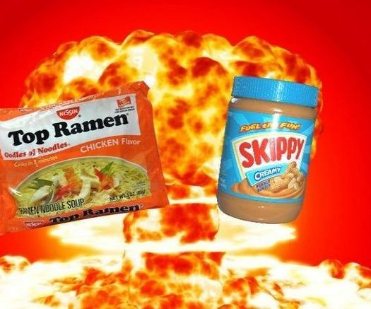 Long lasting foods for your bunker