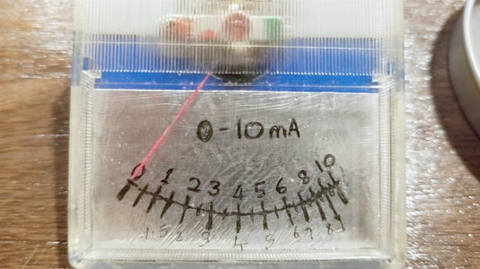 The 0-10 MA Meter Shunt