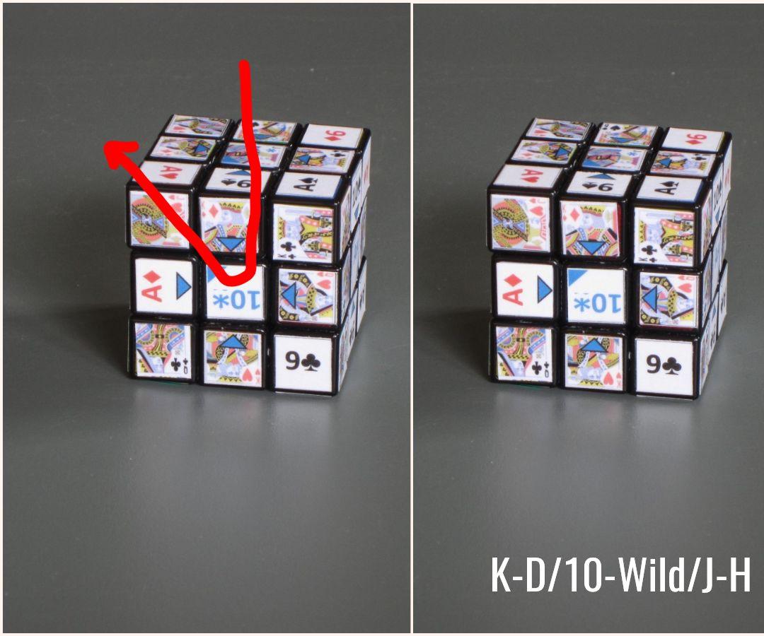 Cube Poker