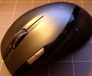 Repair mouse with double click problem