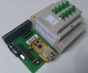 Arduino Based Smart Home IOT System