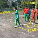 Outdoor Game for Fitness: Bentengan