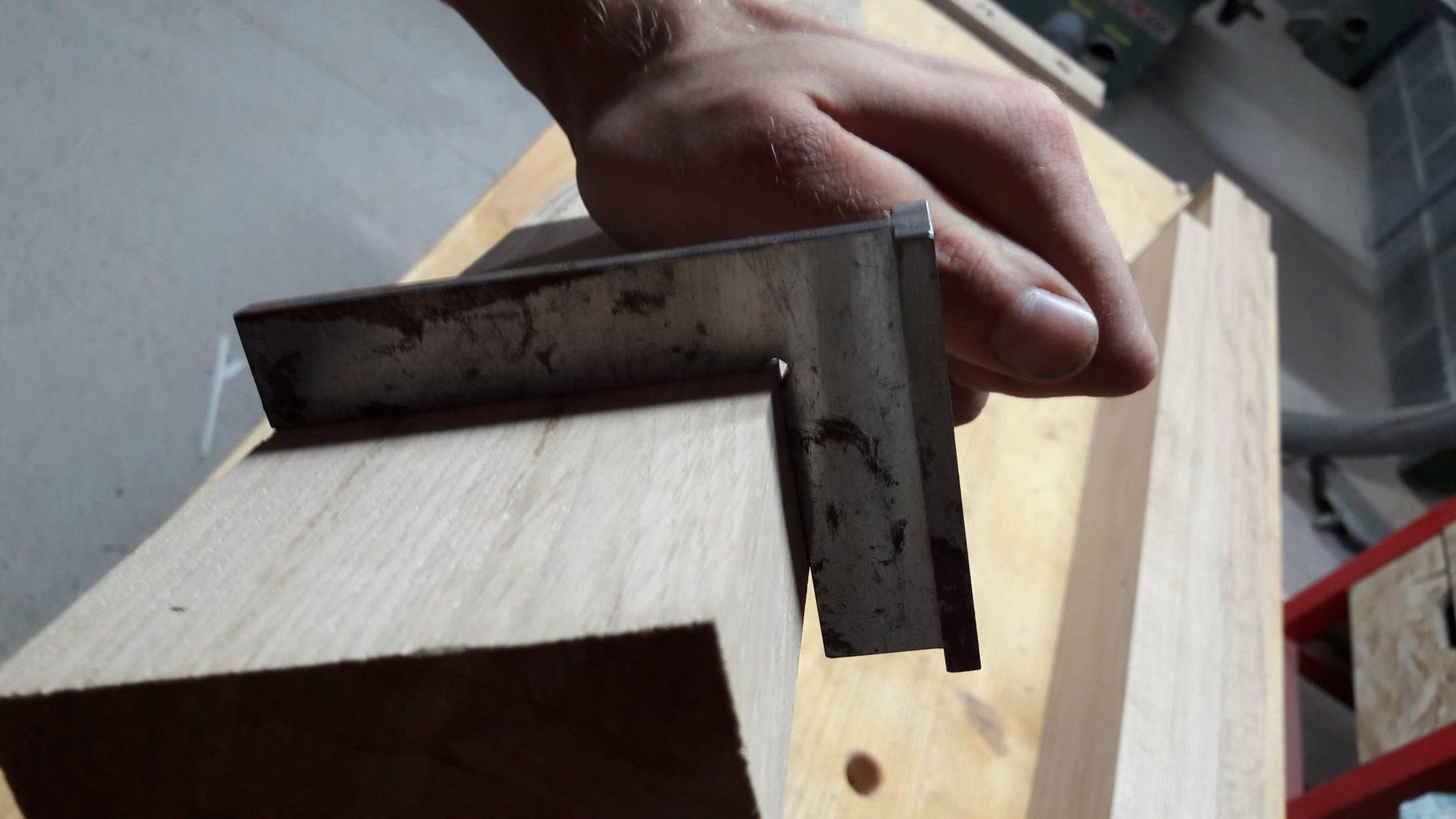 Step 2 : Give the Wood a Good Shape