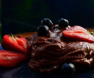 感恩蛋糕食谱