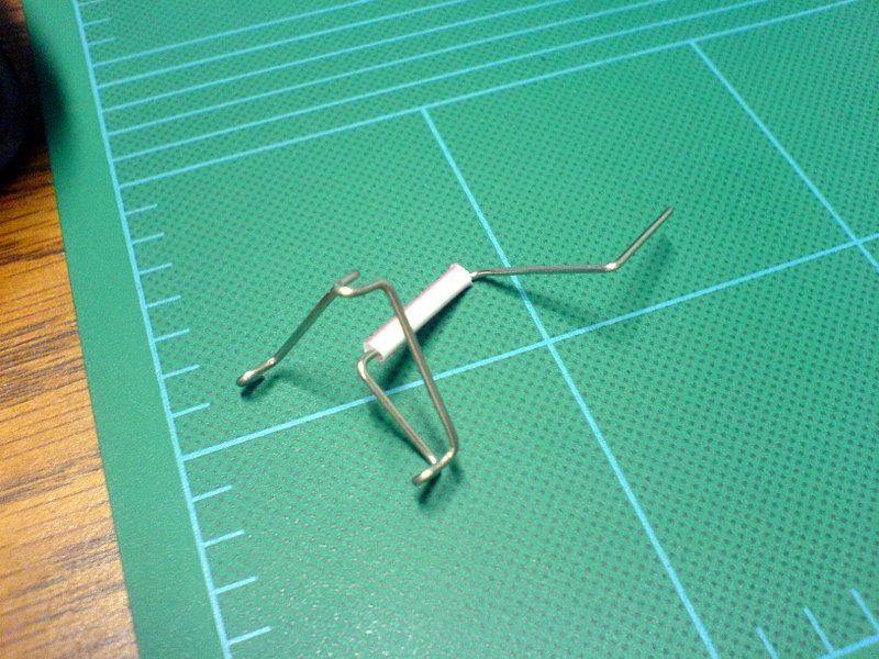 Free Wire Twisting Jig