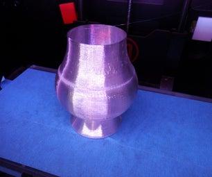 3D Printed Glencairn Whiskey Glass
