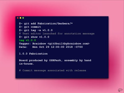 Advanced: Using Hardware Semantic Versioning
