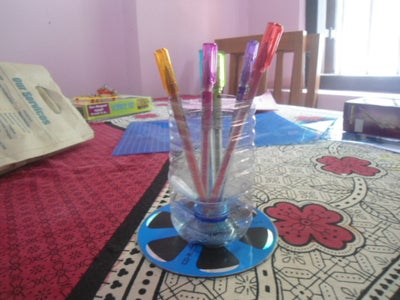 Plastic Pen Holder