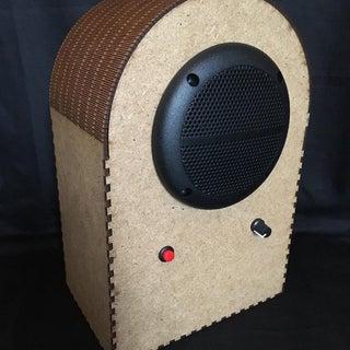 Juuke - a RFID Music Player for Elderly and Kids