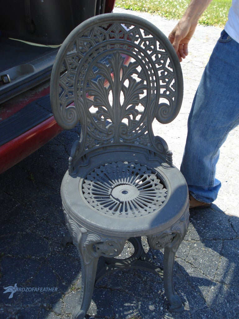 Working With Plastic Chairs