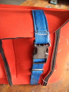 Closing Straps and Fasteners