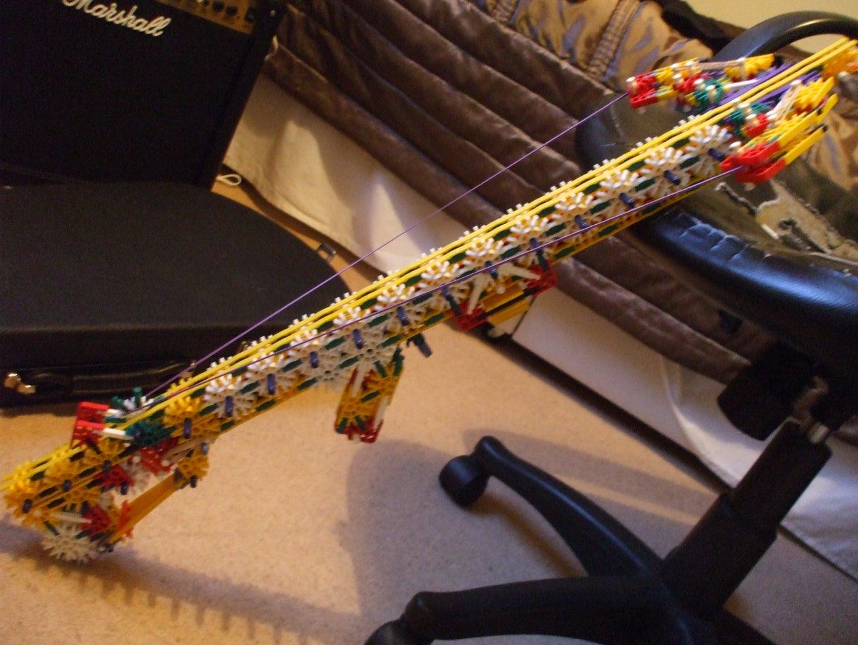 Barrax's Bullpup Crossbow (BBX), Knex