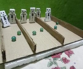 Stone Bowling Game
