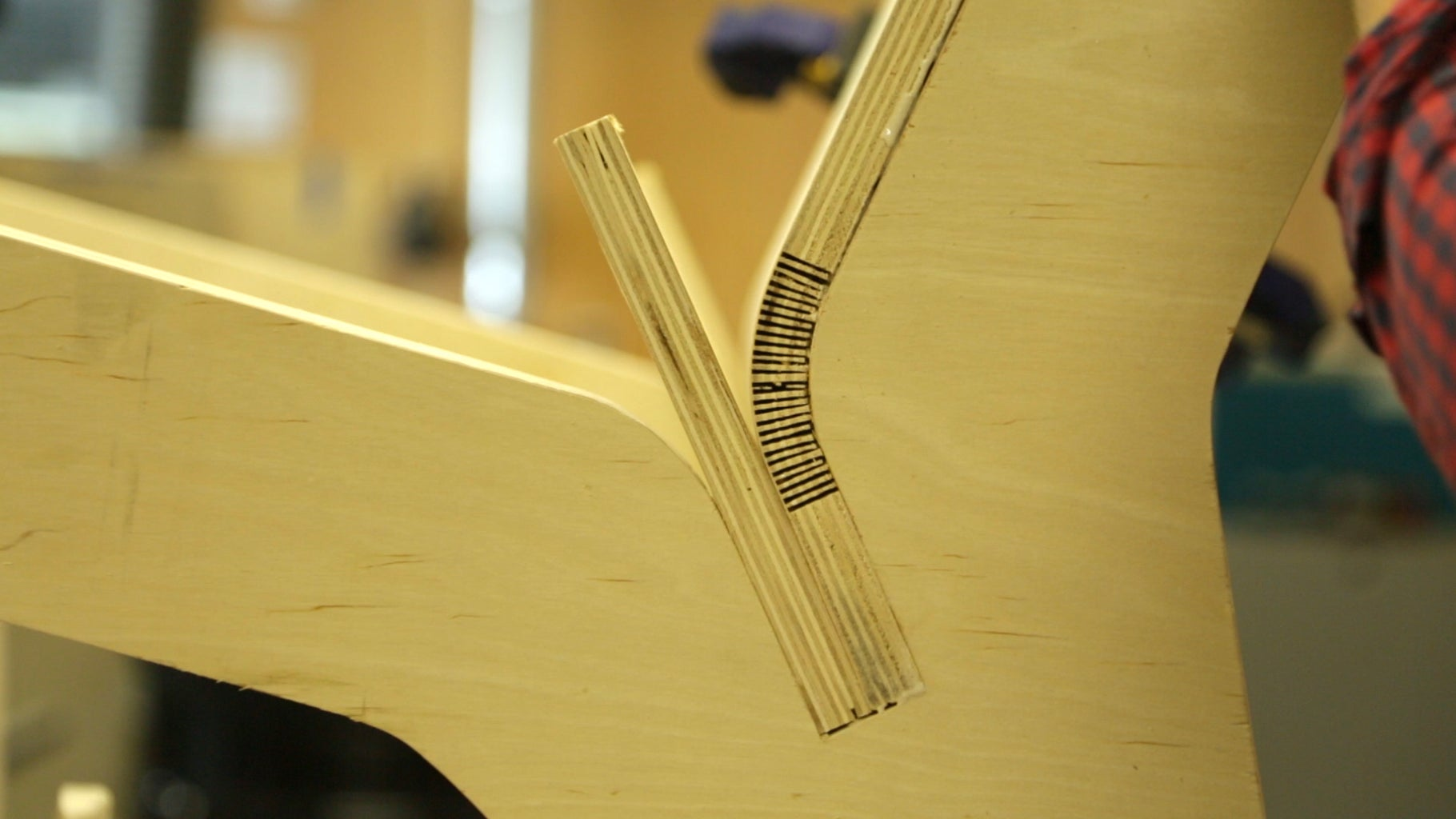Gluing and Sanding