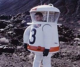 Future Astronaut Suit