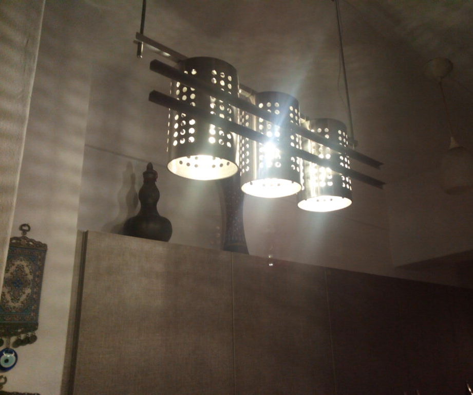 Contemporary lighting fixture