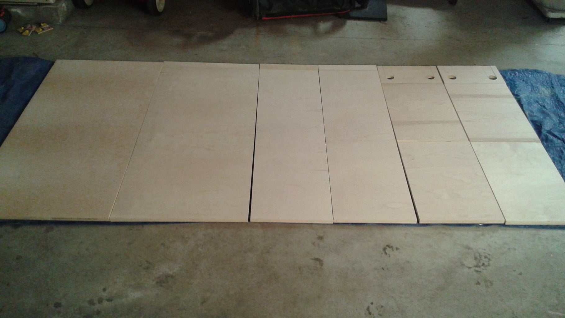 Piece Out the Plywood