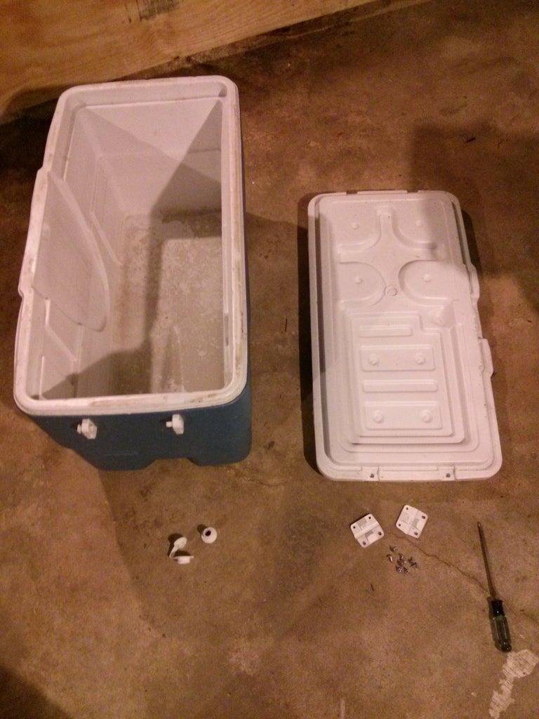 Prep the Cooler