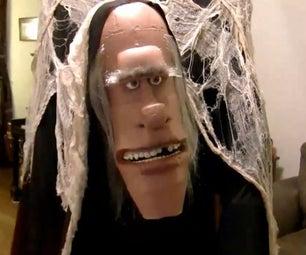 Morris the Hunchback Costume