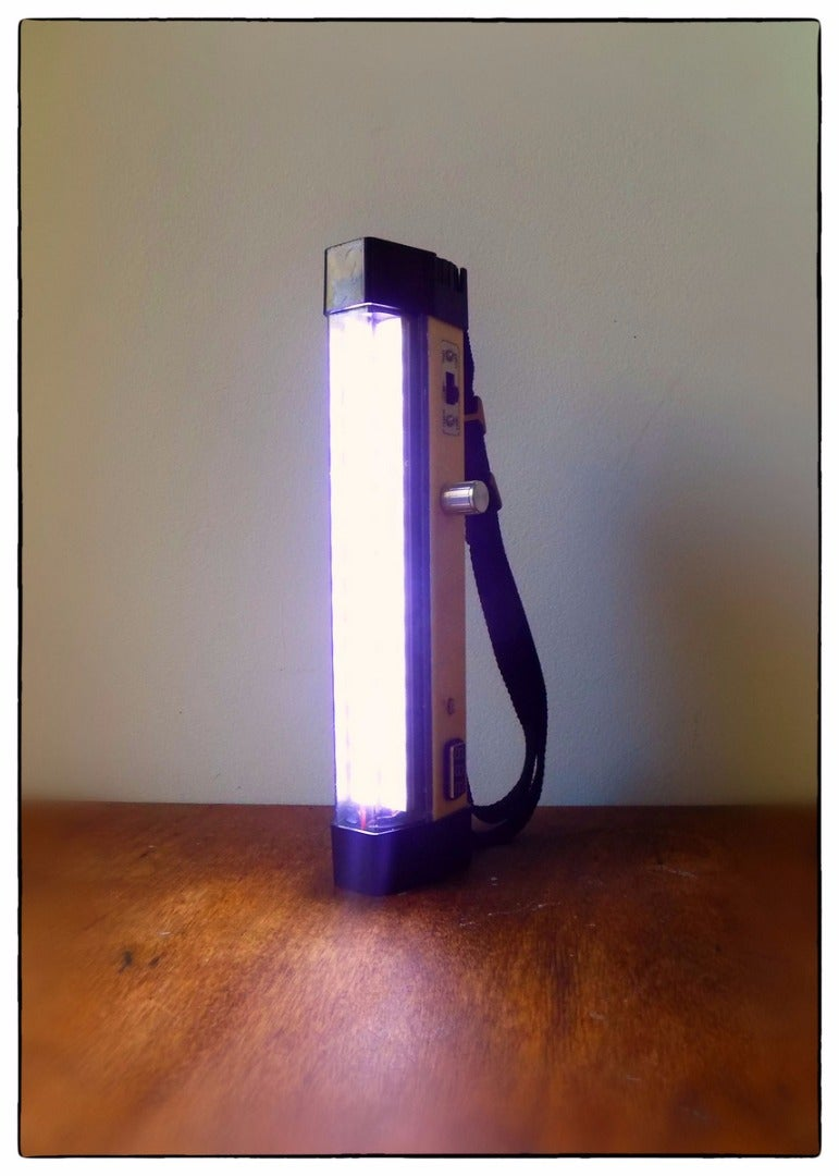 Up-cycle a Vintage Torch V2