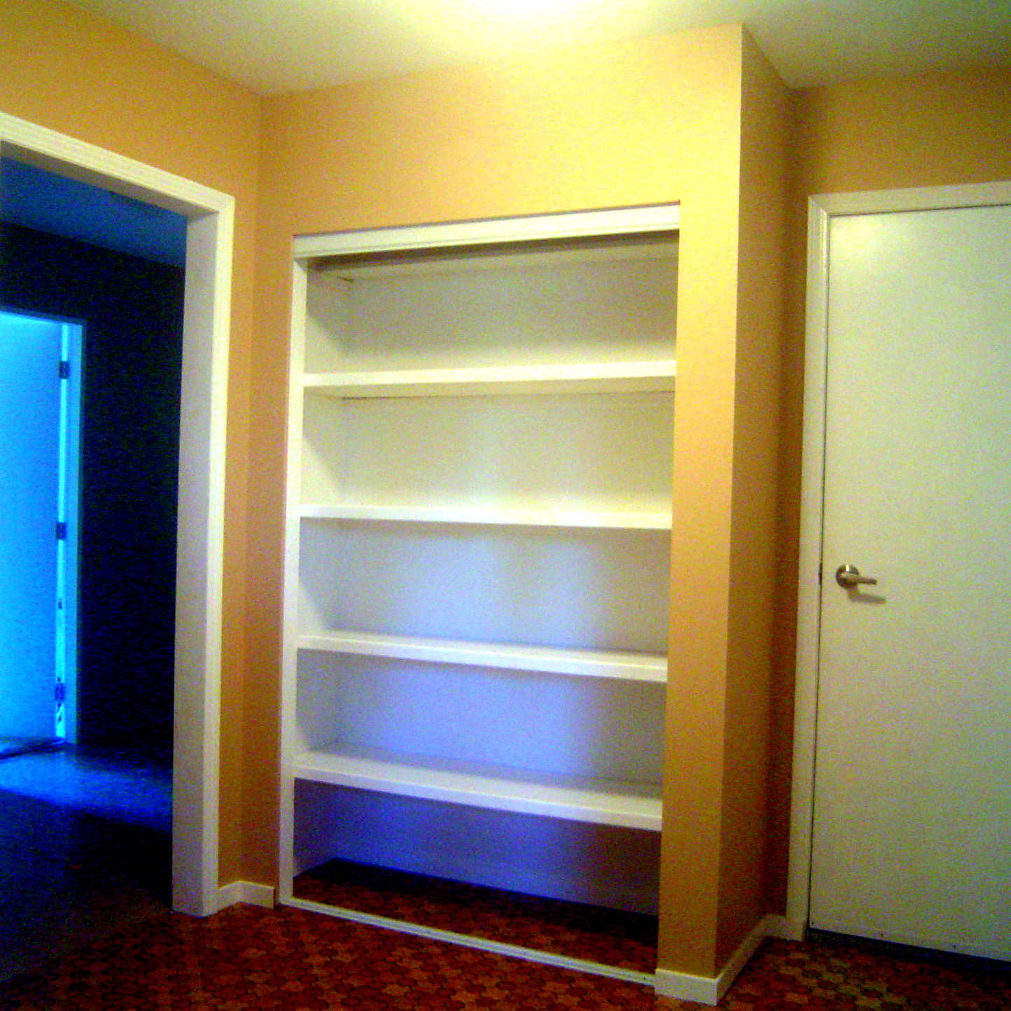 Built In Wardrobe 10 Steps With Pictures Instructables