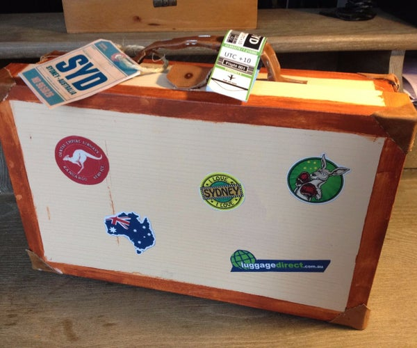 Luggage Gift Box