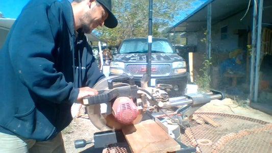 Cutting the Pine