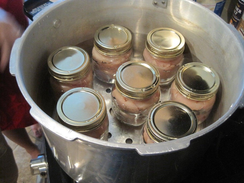 Prep the Pressure Cooker