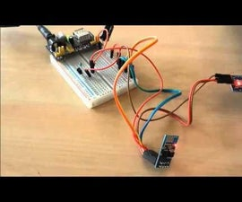 ESP8266 Temperature Logger With Email Alarm