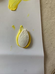 Painting Your Pumpkin Seeds.