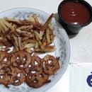 3D Spicy Hallo Chips