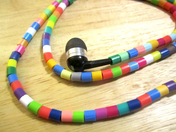 Color Me a Rainbow Headphones