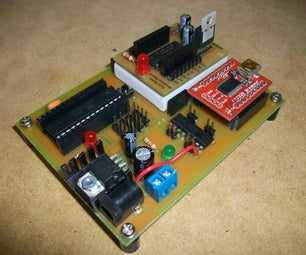 Creating Printed Circuit Boards With a INKJET Printer