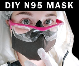 DIY N95 Mask