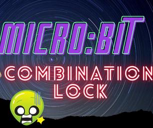 Micro:bit Combination Lock