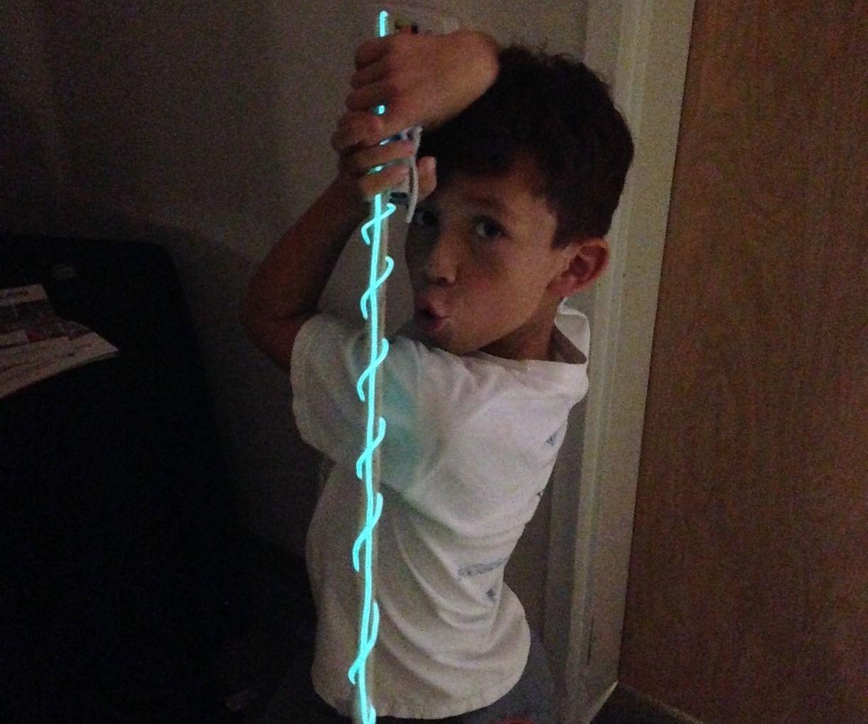 LittleBits Light Saber