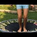 Rubber Trampoline DIY