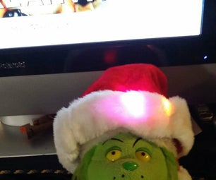 Butch the Lighted Grinch