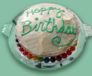 Dum Dums Birthday Cake Decorations