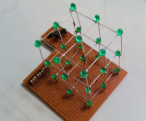 Ultimate Guide for Making a LED CUBE