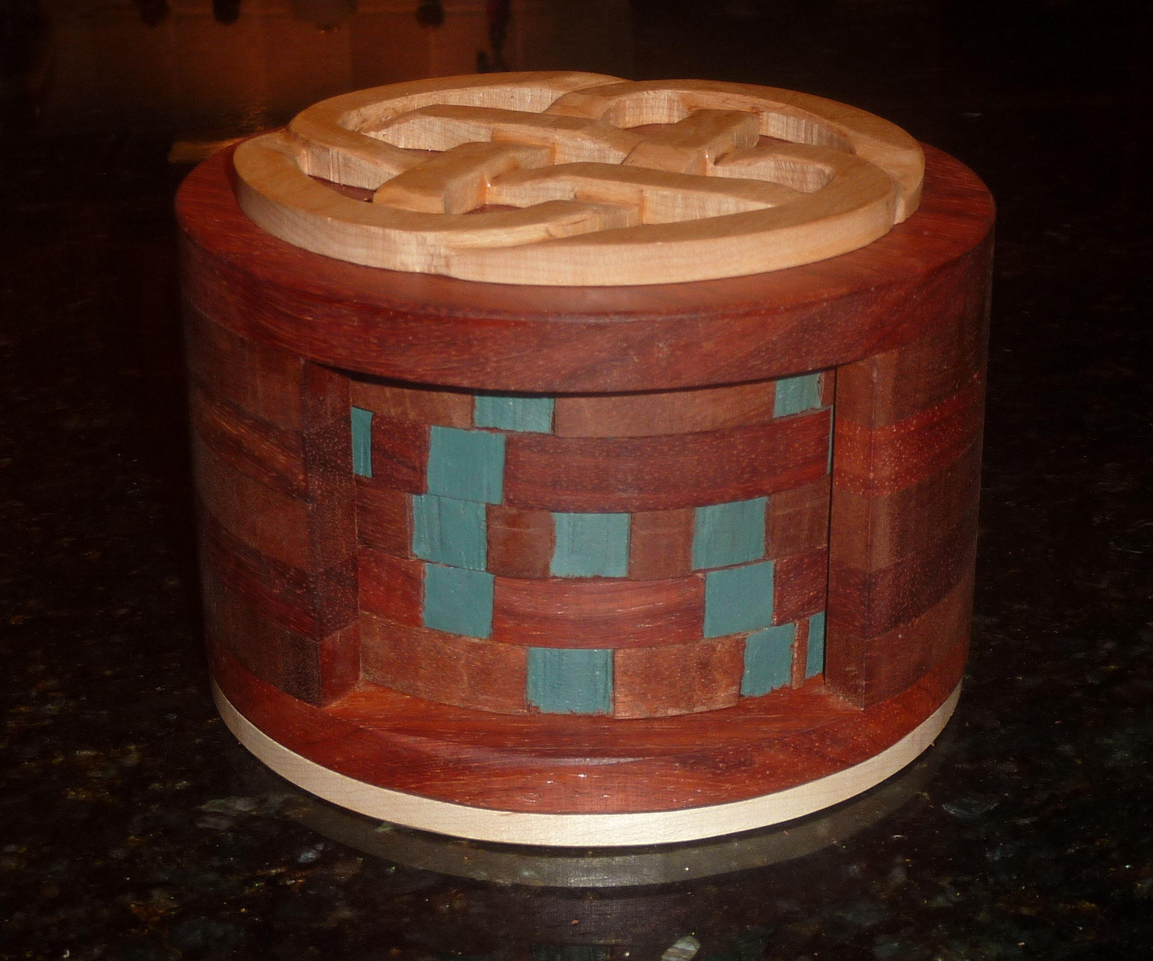Codex Puzzle Box